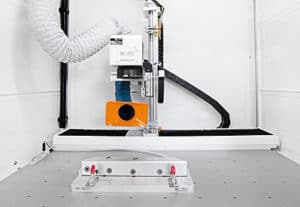 Tower LX X-axis