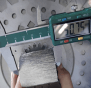 Super thick metal laser cutting
