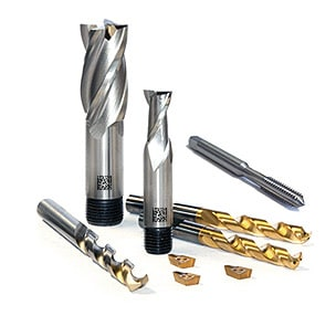 Laser Marking on Cutting Tools - Drill Bits