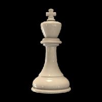 king-white