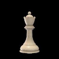 queen-white